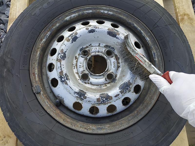 очищаем авто диски